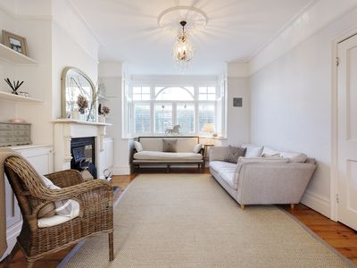 Photo for Lovely 3 bed house in Wimbledon, Sleeps 6, by Veeve