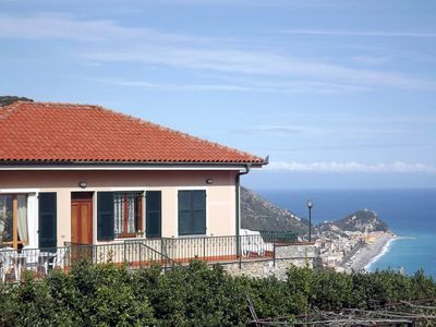 Photo for Apartment Villa Paradiso (FLG140) in Finale Ligure - 5 persons, 2 bedrooms