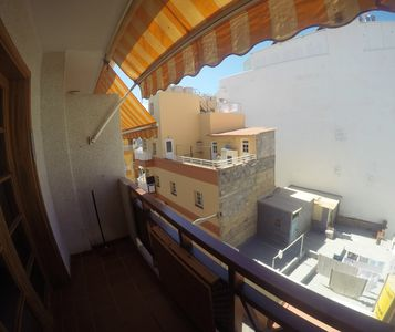 Photo for Cozy apartment with WIFI in the center of Los Cristianos