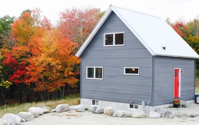 Photo for Chic Cozy Cottage on Blue Hill Farm