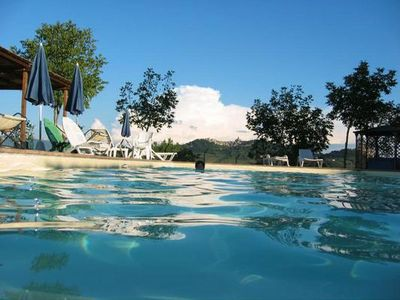 Photo for Holiday house Todi for 4 - 5 persons with 2 bedrooms - Farmhouse
