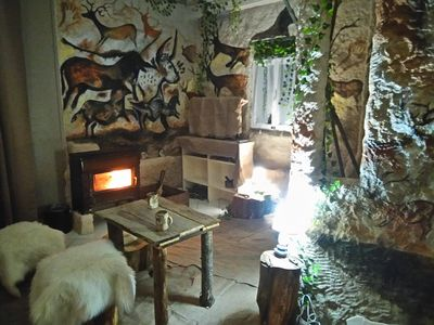 Photo for NIGHT LOVING AMBIANCE PREHISTO SPA IN PERIGORD BETWEEN SARLAT AND LASCAUX