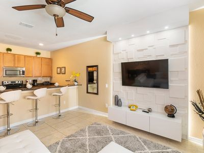 Photo for 4 Bedroom/3 Bathrooms Paradise Palms (8955CP)