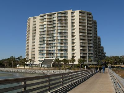 Photo for South Tower 6th Floor-Oceanfront-Gorgeous View! Redecorated!