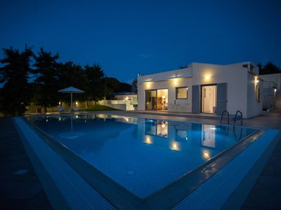 Photo for Aurora Elegant Residence with Biological Swimming Pool and Tennis Court