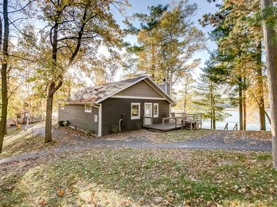 Photo for 2BR Cottage Vacation Rental in Lake Shore, Minnesota