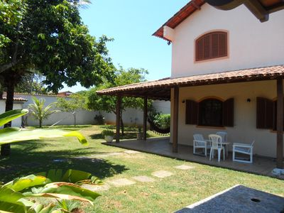Photo for Great house with pool, barbecue and plenty of space 150 meters from the beach.