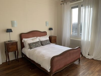 Photo for Large sunny top floor apartment full of character & amazing views