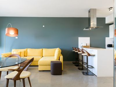 Photo for High End Stay North TLV - Parking, Pool,  Gym and Spa
