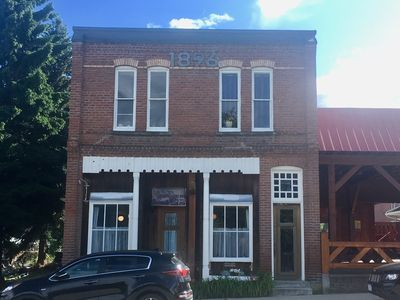 Photo for The 1896 Suite on Front St Kaslo BC
