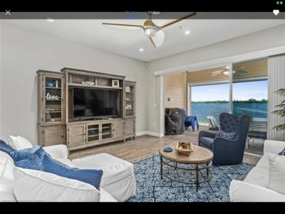 Photo for Incredible Waterfront Townhome on Pristine Lake June - Fish, Ski & Golf!