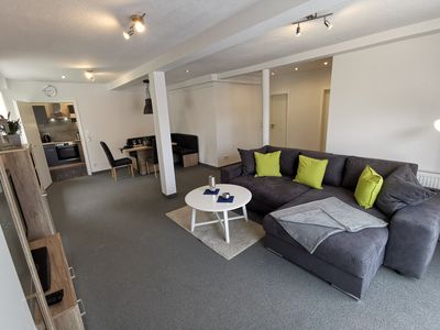 Photo for Modern, single-storey 2-room apartment on the Lower Rhine