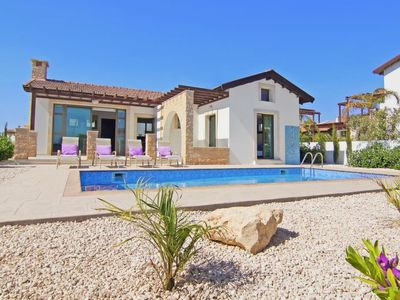Photo for Ayia Thekla Holiday Home, Sleeps 4 with Pool, Air Con and WiFi