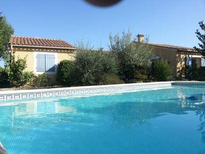 Photo for Beautiful villa in Beaulieu