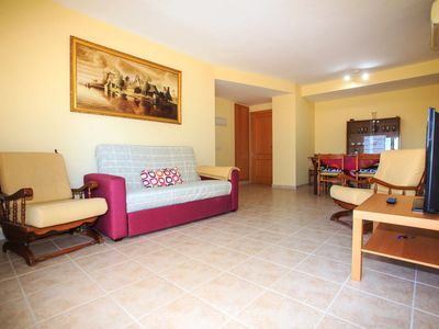 Photo for Apartment Las Terrazas: La Marina in Oropesa del Mar - 6 persons, 2 bedrooms