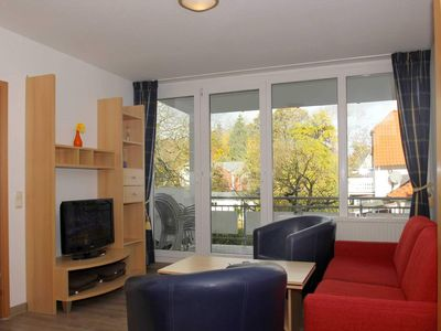Photo for B 13: 58m², 3-room, 6 pers., Balcony, H - F-1089 Haus Mecklenburg in the Baltic resort of Göhren