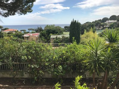 Photo for CASSIS VERY BEAUTIFUL APARTMENT SEA VIEW