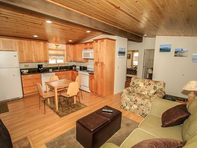 Photo for House in Big Bear Lake with Parking, Internet (983506)