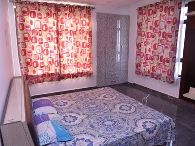 Photo for Luxury 3 Bedroom flat with attached bathroom near expo mart
