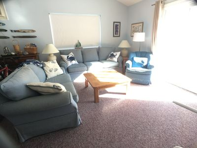 Photo for Patio Style with loft, 2 BR, 2 Bath sleeping 6 with A/C & Pool (Fees Apply) - AL0668