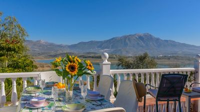 Photo for Holiday Home with Wifi and swimming pool in Viñuela