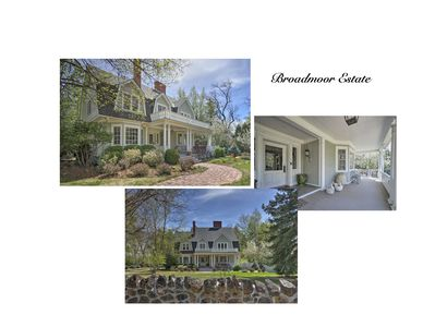 Photo for Beautiful Estate just a block away from the Broadmoor!