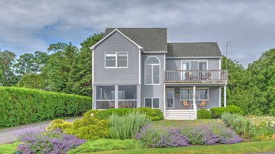 Photo for New Listing: Waterviews in Almost Everyroom, Close to Town & Beaches