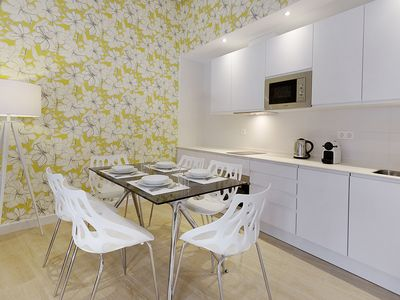 Photo for 70m2 apartment ideal for family with kids that seek space and comfort
