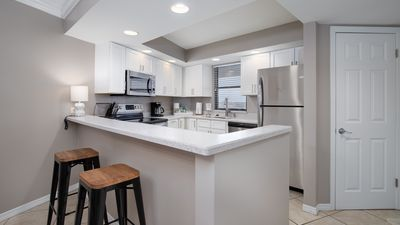 Great kitchen with all the essentials for a great stay!