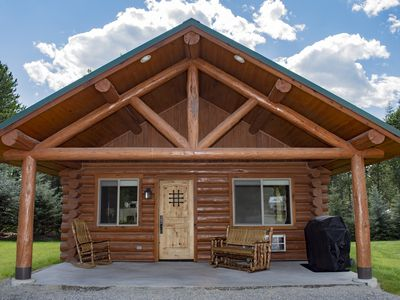 Photo for 2BR Cabin Vacation Rental in Bonners Ferry, Idaho