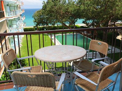 Photo for Apartment Olivier in Blanes - 5 persons, 2 bedrooms