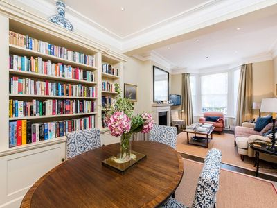 Photo for Fabulous Fulham House 4min From Tube w/ Garden