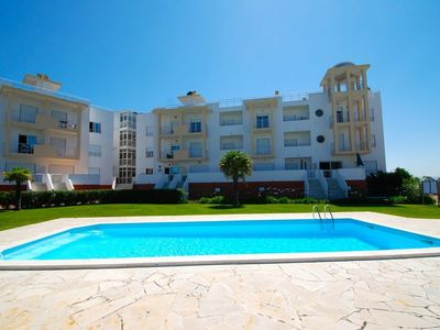 Photo for Canyon - 3 bedroom apartment with Sea Views and 2 Pools in Nazaré