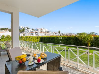 Photo for Superb Apartment in Old Town, Albufeira, with Pool and Wi-Fi