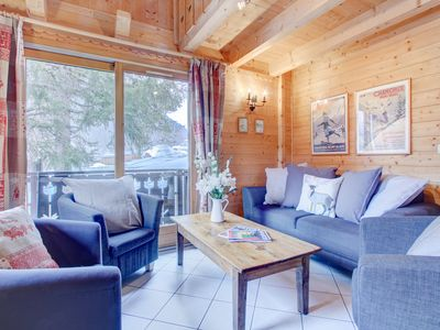 Photo for La Petite Maison, pretty chalet in Morzine,  a few minutes from the lifts