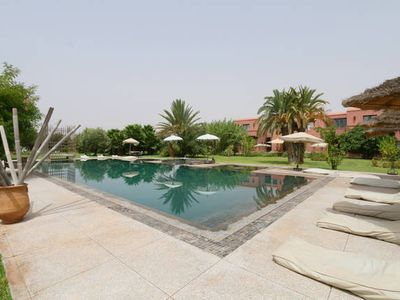 Photo for Beautiful luxury villa with huge pool