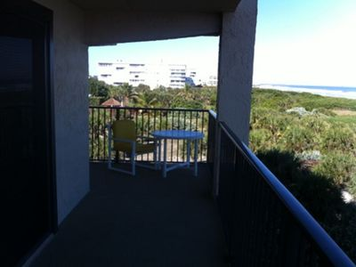 Photo for OceanFront 3 BR Condo; Corner Unit; Space Coast!! See Shuttle Go Up From Balcony