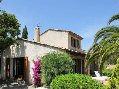Photo for Vacation home in Saint Aygulf, Côte d'Azur - 6 persons, 3 bedrooms