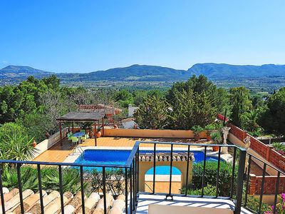 Photo for House in Xàbia with Internet, Air conditioning, Parking, Terrace (490623)