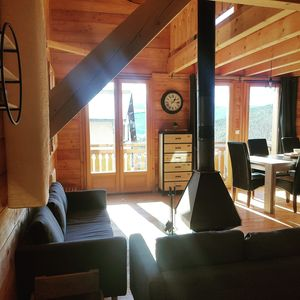 Photo for Montclar - Wooden chalet near station
