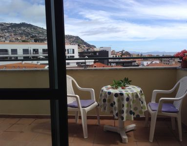 Photo for Top Floor, city Center, front market, 150m ocean and old town, fabulouse view