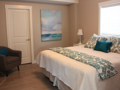 Photo for Trendy Beach Themed Suite 900sq ft