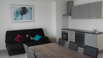 Photo for 3BR Apartment Vacation Rental in Les Sables-d'Olonne