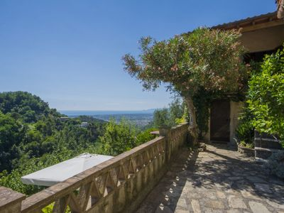 Photo for 2 bedroom Villa, sleeps 3 in Luciano with Pool