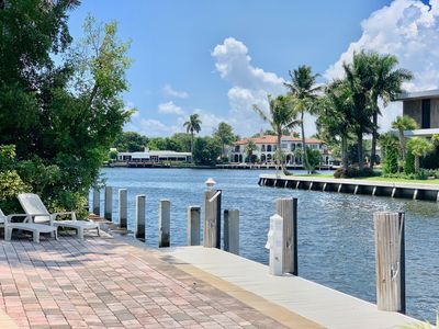 Photo for Private Waterfront Home near Las Olas Blvd