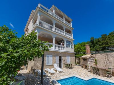 Photo for Holiday house Crikvenica for 6 - 15 persons with 5 bedrooms - Holiday house