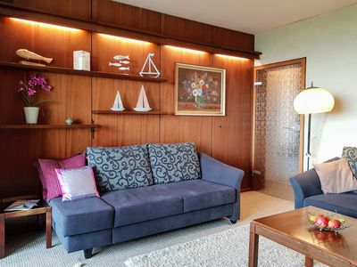 Photo for Sea view 2: Apartment with beautiful sea views