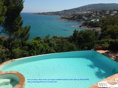 Photo for 3BR Villa Vacation Rental in Fréjus, Provence-Alpes-Côte d'Azur