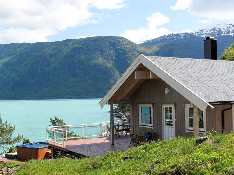 vacation home vik in vik i sogn  western norway