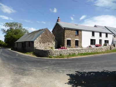 Photo for Luxury Pembrokeshire Targate Farm- 4 bedrooms, 2 living rooms, sleeps 10